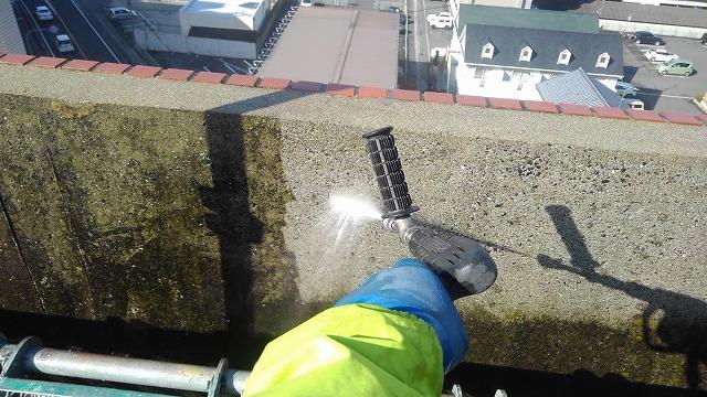 塔屋高圧洗浄