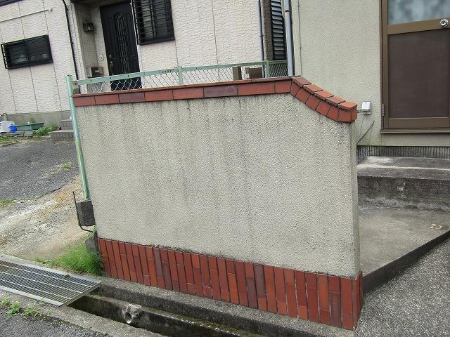 塀 BEFORE