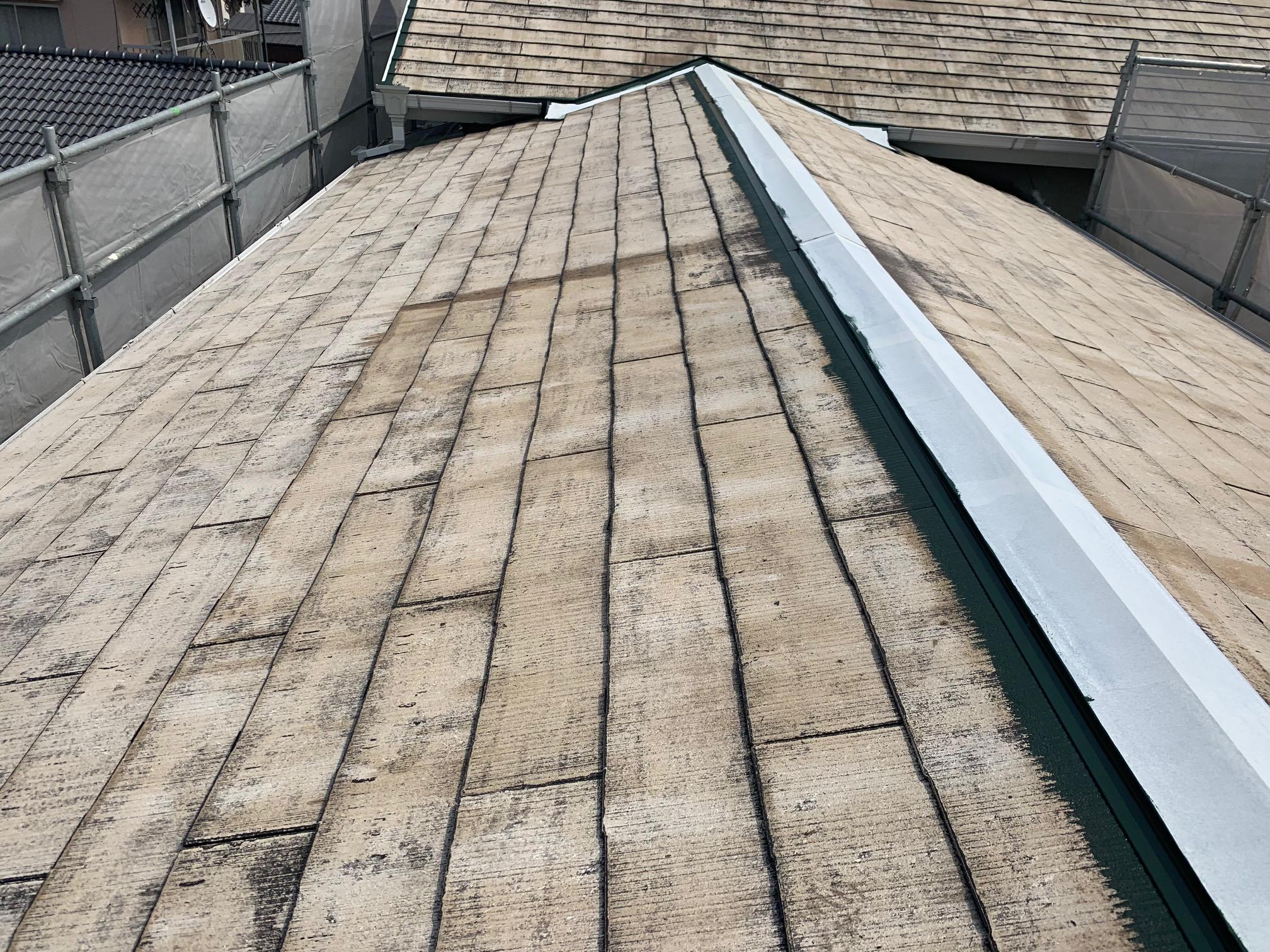 屋根劣化状況