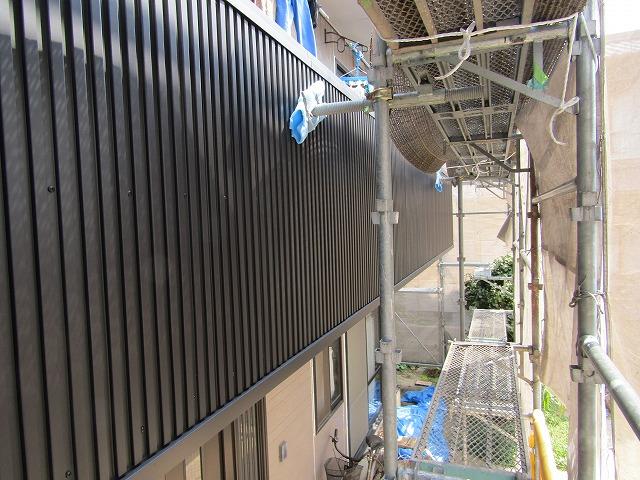 ガルバリュウム鋼板